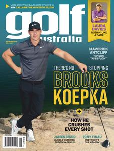 Golf Australia - September 2019