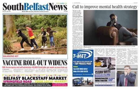 South Belfast News – April 01, 2021