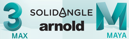 Solid Angle 3ds Max To Arnold 1.0.812 For 3ds Max 2017