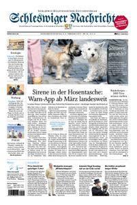 Schleswiger Nachrichten - 03. Februar 2018