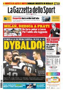 La Gazzetta dello Sport Bergamo – 23 giugno 2020