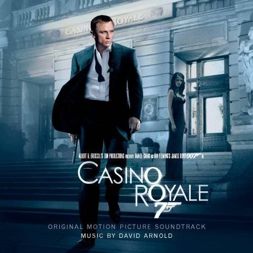David Arnold -  Casino Royale (OST) (2006)