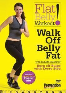 Flat Belly Workout - Walk Off Belly Fat with Ellen Barrett