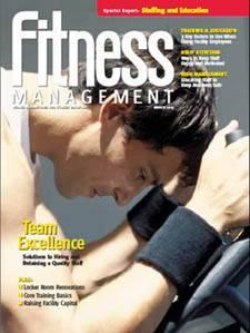 Fitness Management Magazine March 2007