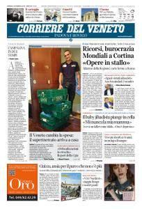 Corriere del Veneto Padova e Rovigo - 25 Febbraio 2018