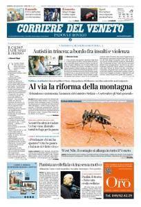 Corriere del Veneto Padova e Rovigo - 29 Luglio 2018