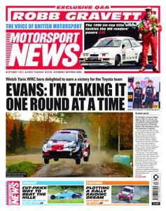Motorsport News - October 07, 2021