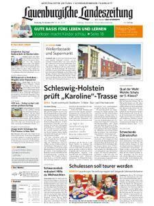Lauenburgische Landeszeitung - 16. November 2017