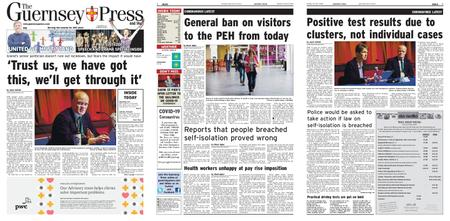 The Guernsey Press – 24 March 2020