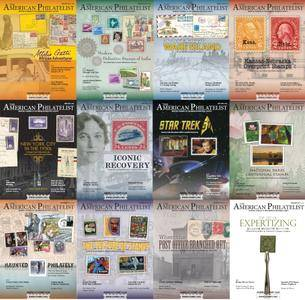 American Philatelist - 2016 Full Year Issues Collection