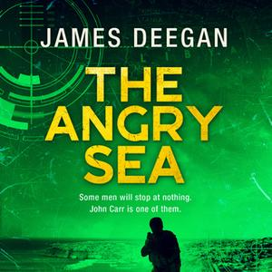 «The Angry Sea» by James Deegan