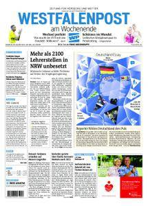 Westfalenpost Wetter - 26. August 2017