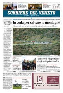 Corriere del Veneto Padova e Rovigo – 04 novembre 2018