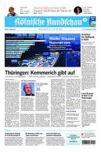Kölnische Rundschau Wipperfürth/Lindlar – 07. Februar 2020