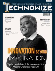 Technowize Magazine – August 2021