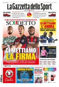 La Gazzetta dello Sport Roma – 01 dicembre 2020