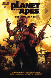 BOOM Studios-Planet Of The Apes The Simian Age No 01 2018 Retail Comic eBook