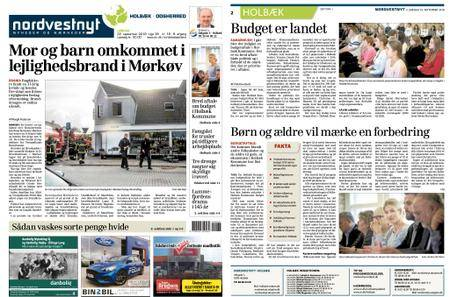 Nordvestnyt Holbæk Odsherred – 22. september 2018