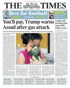 The Times - 9 April 2018