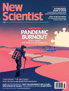 New Scientist - February 06, 2021