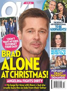 OK! Magazine USA - December 10, 2018