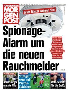 Hamburger Morgenpost – 28. Oktober 2019