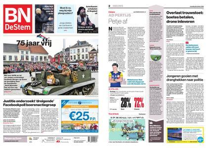 BN DeStem - Bergen op Zoom – 28 oktober 2019