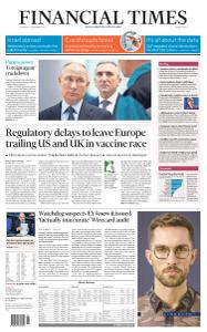 Financial Times Middle East - December 2, 2020
