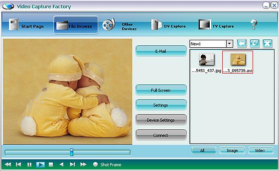 Video Capture Factory v7.2.0.320