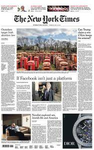 International New York Times - 24 May 2018
