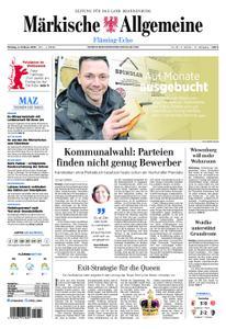 Märkische Allgemeine Fläming Echo - 04. Februar 2019