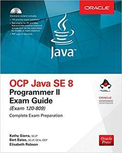 OCP Java SE 8 Programmer II Exam Guide  Ed 7