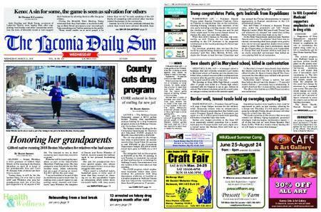 The Laconia Daily Sun – March 21, 2018