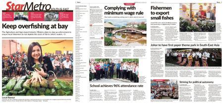 The Star Malaysia - Metro South & East – 14 January 2019