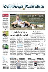 Schleswiger Nachrichten - 10. Juli 2018