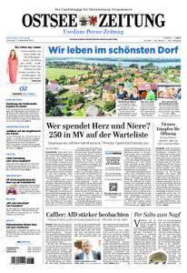 Ostsee Zeitung Wolgast - 04. September 2018