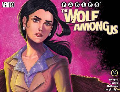 Fables - The Wolf Among Us 032 2015 digital