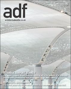 Architects Datafile (ADF) - October 2019