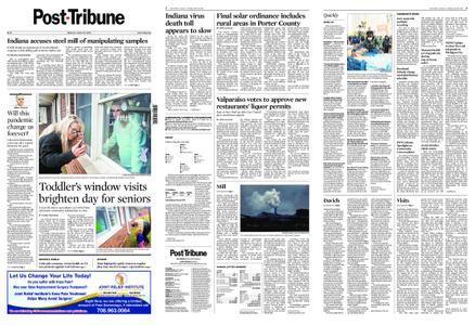 Post-Tribune – April 20, 2020