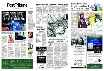 Post-Tribune – November 19, 2017