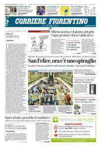 Corriere Fiorentino La Toscana - 28 Febbraio 2018