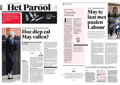 Het Parool – 15 januari 2019
