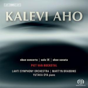 Piet van Bockstal, Martyn Brabbins, Yutaka Oya - Kalevi Aho: Oboe Concerto, Solo IX, Oboe Sonata (2012) (Repost)