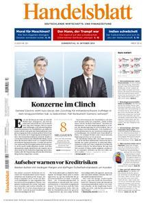 Handelsblatt - 18. Oktober 2018