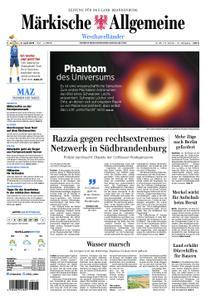 Märkische Allgemeine Westhavelländer - 11. April 2019