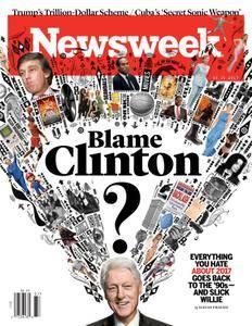 Newsweek USA - September 15, 2017