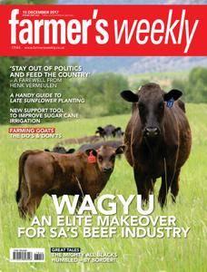 Farmer's Weekly - 15 December 2017