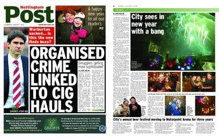 Nottingham Post – January 01, 2018