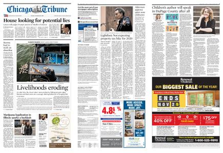 Chicago Tribune – November 19, 2019