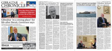 Gibraltar Chronicle – 20 January 2020